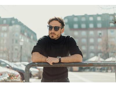 Sunglasses Crullé Incognito C5